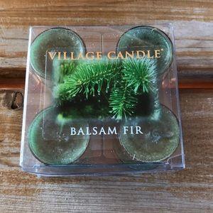 Village Candle Balsam Fir TeaLights
